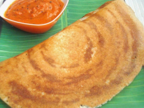 Foxtail Millet Dosa / Thinai Dosa Preparations and Detailed Nutrition facts