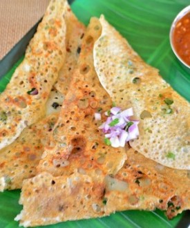 Onion rava dosa preparation methods and nutrition facts 21 menus onion rava dosa is a delectably crispy dosa that can be prepared instantly without the need for any fermentation rava dosas are quick to make forumfinder Choice Image